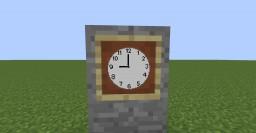 Realistic Clock (64x64) (1.9-1.14) Minecraft Texture Pack
