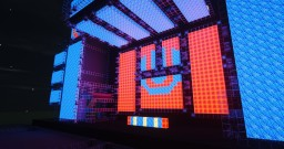 Ultra Music Festival (using Sonic Ether PTGI Shaders) Minecraft Map & Project