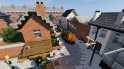 Fictional Scenery Derry '77 Minecraft Map & Project