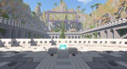"Epic Minecraft Hub ""Steampunk Mountains"" [1.8 - 1.12.x] Minecraft Map & Project"