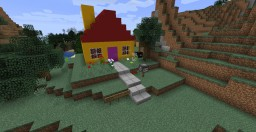 Blue's Clues (Free skins) (New update) Minecraft Map & Project