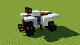 Quad Bike Minecraft Map & Project