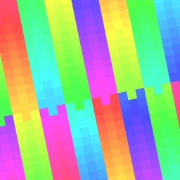 The Colors and it's art! Minecraft Blog