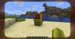 Limited Pumpkin Blur Minecraft Texture Pack
