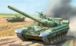 T-80B Soviet MBT Minecraft Map & Project