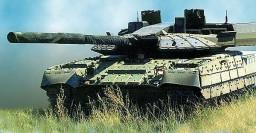 T-80UM2 MBT Minecraft Map & Project