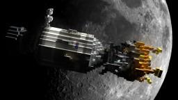 Apollo spacecraft (CSM/LM) w/interior Minecraft Map & Project