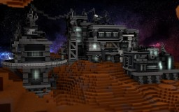 Galaxy Station Minecraft Map & Project