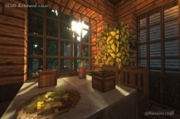 Interior of a house Minecraft Map & Project
