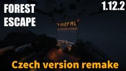 Forest Escape 1.12.2  - (Czech version remake) (No more updates) Minecraft Map & Project