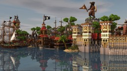 Team Alvyre   Libertalia - [Minecraft Cinematic] Minecraft Map & Project