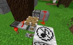Auto Super Spruce Farm (ExtraUtilities2 + TinkersConstruct) Minecraft Map & Project