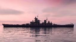 USS Iowa BB-61 American WW2 battleship Minecraft Map & Project