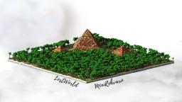 LostWorld Minecraft Map & Project