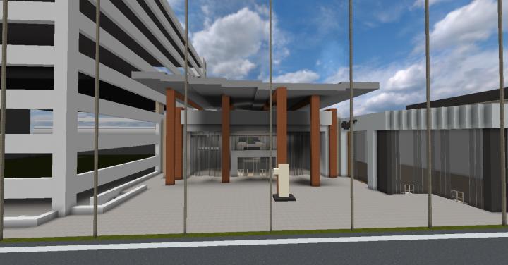 Mall Entrance 1