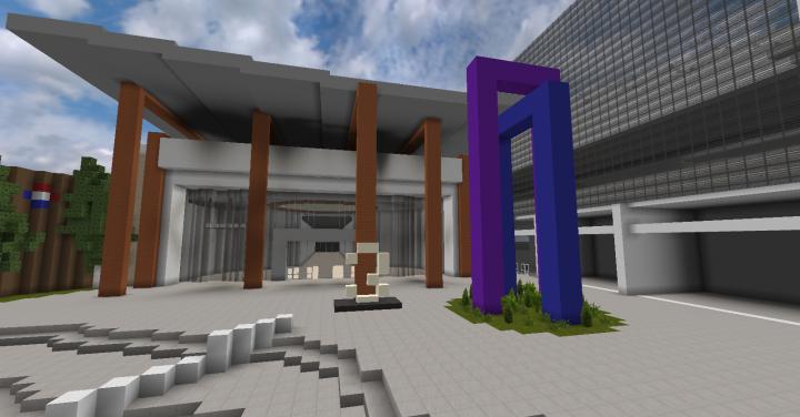 Mall Entrance 3
