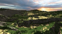 Spring highlands 4000x4000 [Download/WorldMachine] Minecraft Map & Project