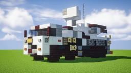 Pantsir S-1 Anti-Aircraft System Minecraft Map & Project