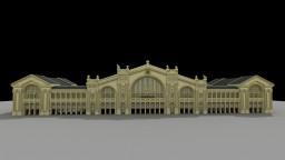 Yggdrasils Train Station. Minecraft Map & Project