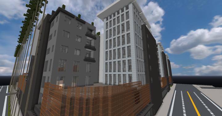 The Camden Apartments