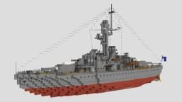 Väinämöinen, Finnish Coastal Defense Ship Minecraft Map & Project