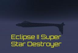 Eclipse II Super Star Destroyer Minecraft Map & Project