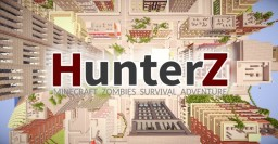 Tissou's HunterZ Map Georgia Minecraft Map & Project