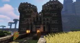 Conquest of Vanilla server Minecraft Map & Project