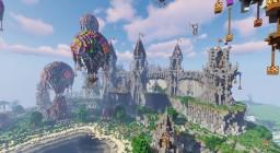 [Build] Moenia Orod Minecraft Map & Project