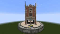 King's Gate | Newcastle University, UK Minecraft Map & Project