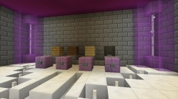 What Doesn't Belong? Minecraft Map & Project