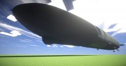 Graf Zeppelin D-LZ127 3D (for blockbuster) Minecraft Mod