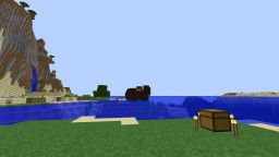 Drained Shipwreck Base seed Minecraft Map & Project