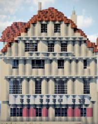 Bettenhäuser Straße 3, Unterneustadt, Kassel, Germany Minecraft Map & Project