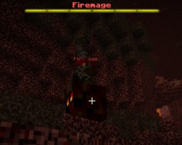 Firemage v0.9 Minecraft Data Pack