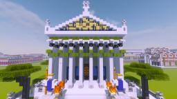 Temple of Minerva at Lutetia Parisiorum