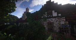 Medieval Cottage [Conquest Reforged] Minecraft Map & Project