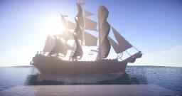 Endurance - Pirate Ship Minecraft Map & Project