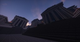 Forum Romanum in Ancient Rome Minecraft Map & Project
