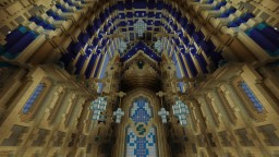 Underground Mountain Temple Minecraft Map & Project