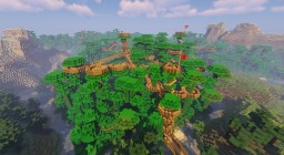 New Minerule: Korok City Minecraft Map & Project