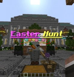 Minigame - Easter Hunt by DiangelloCreates Minecraft Map & Project