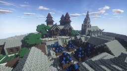 [ADV MAP] Wrath of the Bishop Minecraft Map & Project