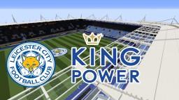 King Power Stadium in Minecraft Minecraft Map & Project