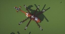 Mil Mi-38 & Download Minecraft Map & Project