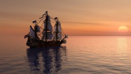 Batavia | 1628 Dutch East-Indiaman VOC trade ship Minecraft Map & Project