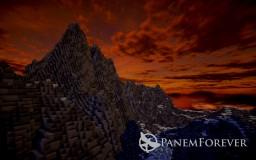 Project Panem: Terrain Minecraft Map & Project