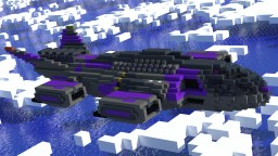 Chaos Cruiser Minecraft Map & Project