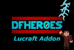 DFHeroes: Marvel, DC, and More! Minecraft Mod