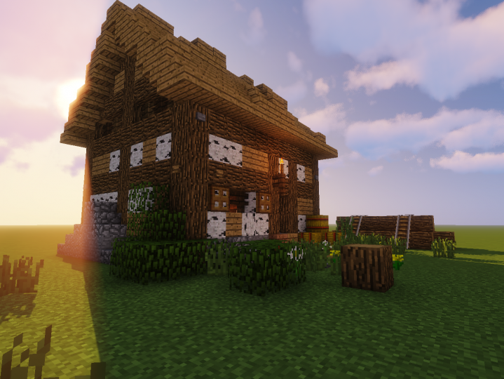 The historical w&d cottage. A good place to crash while the boys take Jerusalem.